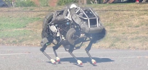 Boston Dynamics 520x245 Google acquires a company that makes walking, running robots - including one faster than Usain Bolt