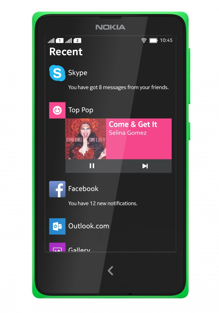 NokiaX1 730x1044 Nokias X family of Android forked devices targets price conscious customers in growth markets