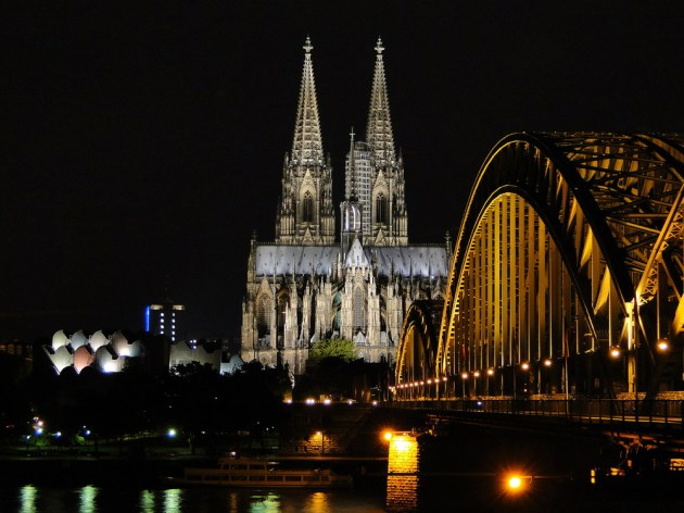 Catedral de Colonia, Alemania