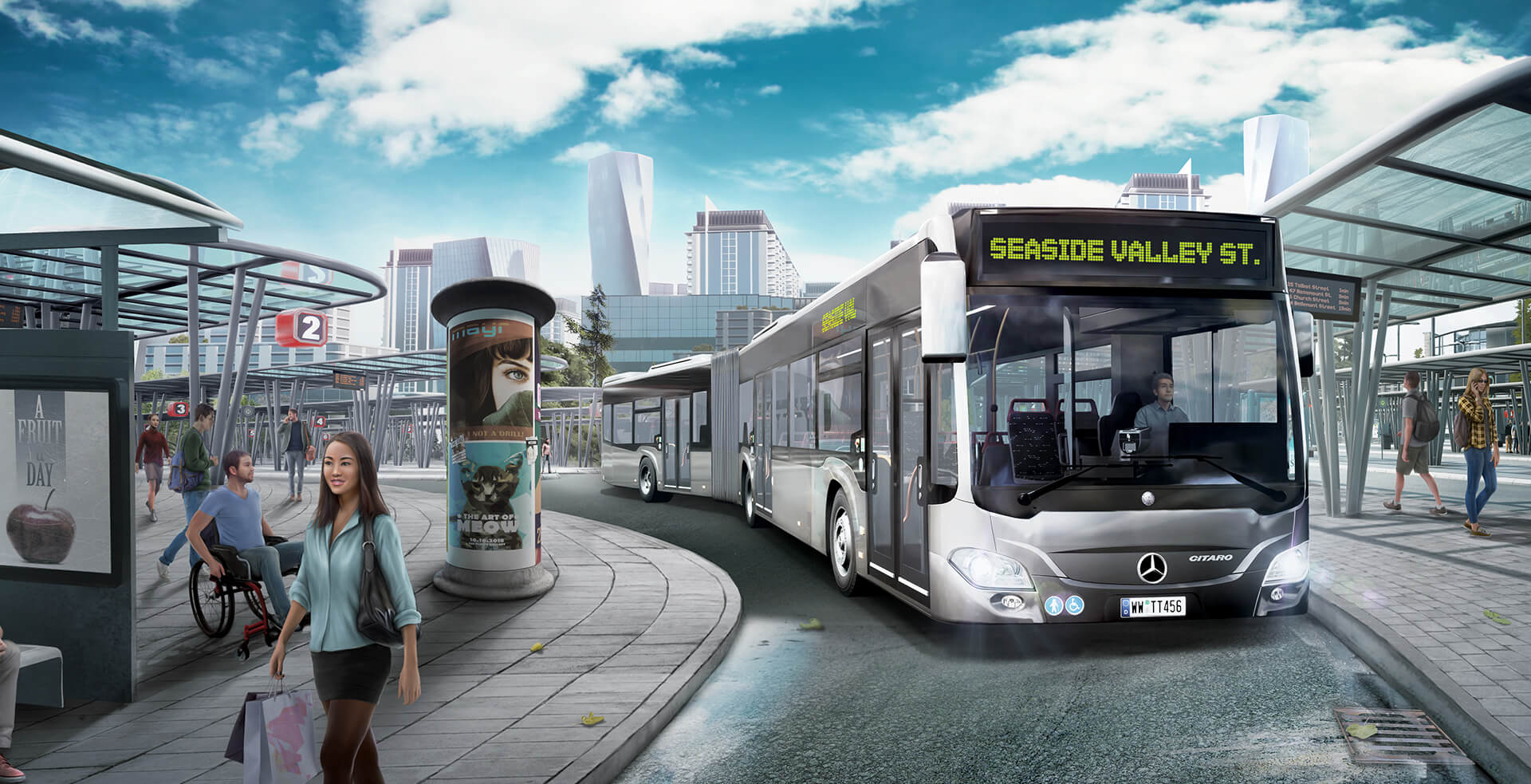 Bus Simulator 2018 Key Activation