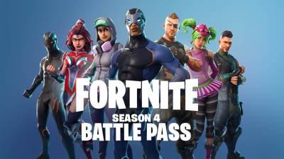 Battle Pass Season 4