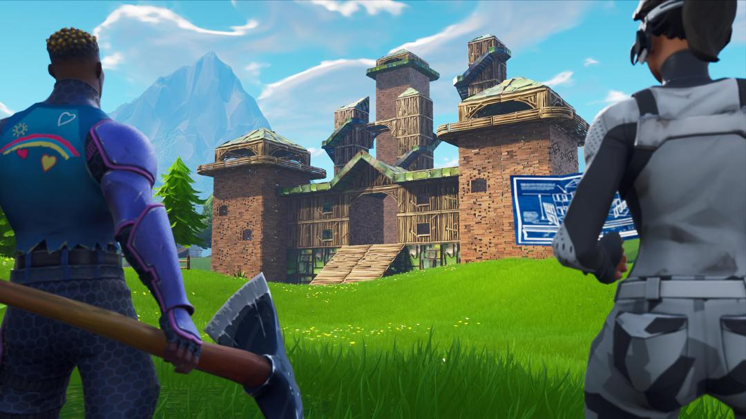 Fortnite | Juego gratuito multiplataforma - Fortnite