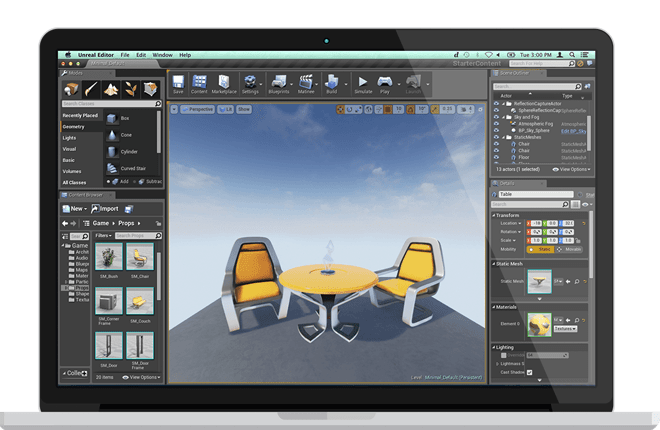Are you Unreal Enough? A Quick Rundown of UE4's Strengths and