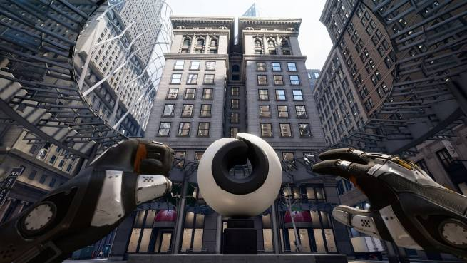 Robo Recall VR