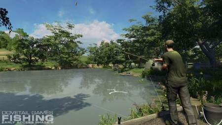 A Day at the Lake with Dovetail Games With such a high attention to detail in such an underrepresented sub genre   creating Dovetail Games Fishing has been a journey into uncharted waters