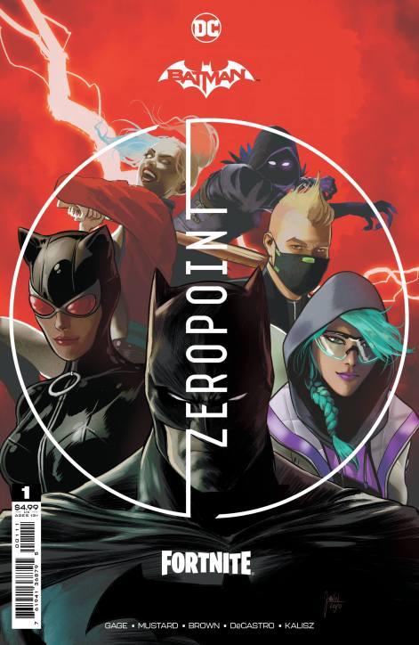 Batman/Fortnite: Punto cero (n.º 1)
