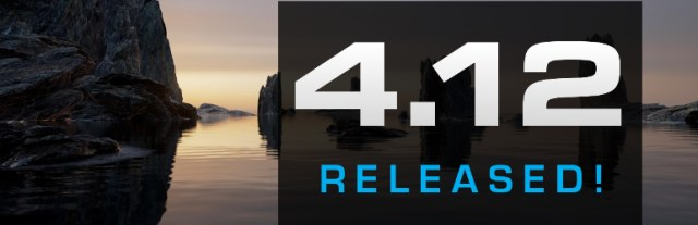 Unreal Engine 4.12 Released!