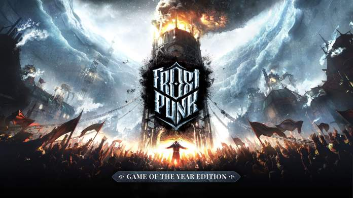 Frostpunk: Game of The Year Edition   Download and Buy Today - Epic Games  Store