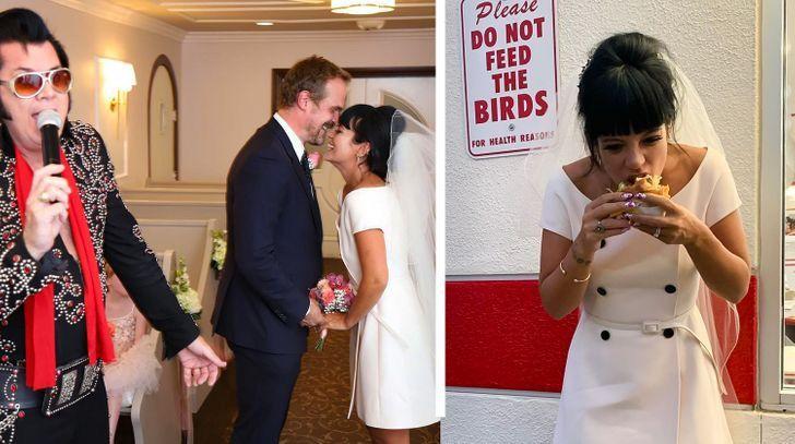 """3a - 11 celebs que """"improvisaron"""" en sus bodas. Keira Knightley ni siquiera compró un vestido especial"""