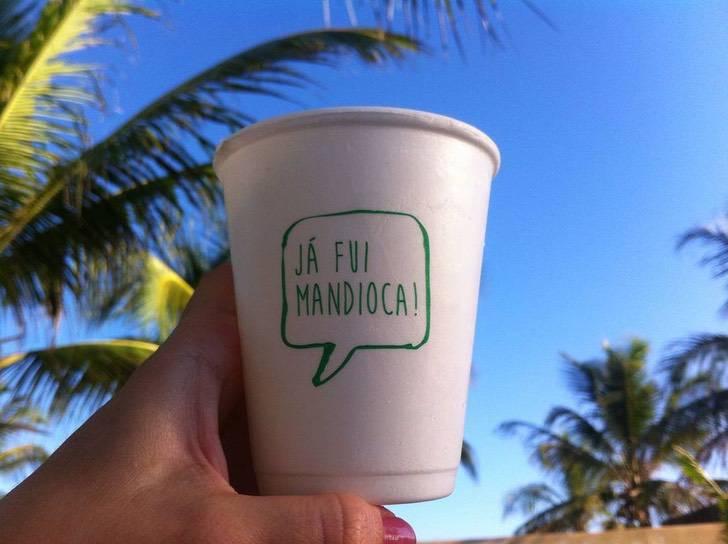 brasil yuca envases biodegradables ambiente cuidar0005 - Brasileños crean envases biodegradables a partir de yuca. Disfrutan de un buen café sin contaminar