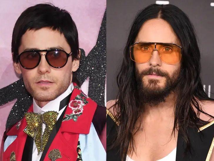 famosos pelo largo5 - 17 hombres famosos que lucen mejor con el pelo largo. Brad Pitt derrocha sensualidad