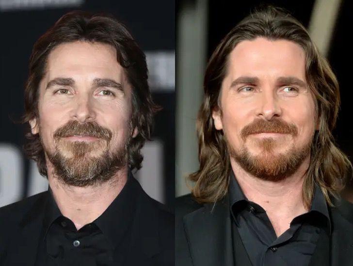 famosos pelo largo7 - 17 hombres famosos que lucen mejor con el pelo largo. Brad Pitt derrocha sensualidad