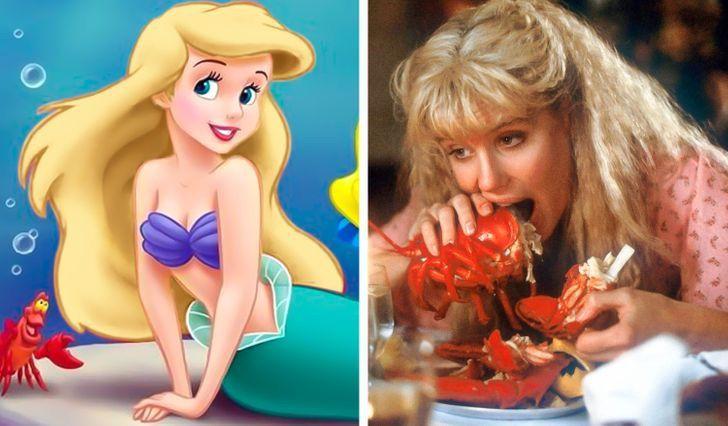 10 84 - 11 personajes famosos que podrían haber sido muy distintos a los que conocemos. Uno usaría pelo azul
