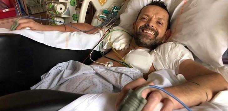 Captura de Pantalla 2021 01 28 a las 16.42.51 - Es el primero en recibir doble trasplante de brazos y sueña con moverlos. Cada vez está más cerca