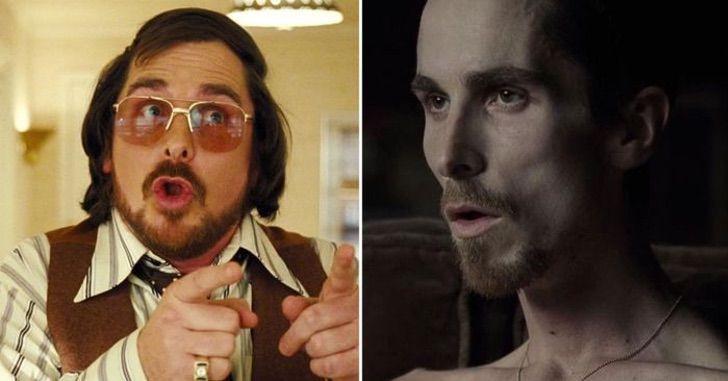 """6 1 - 15 actores que fueron todo unos """"camaleones"""" en Hollywood. Johnny Depp ocultó su belleza"""