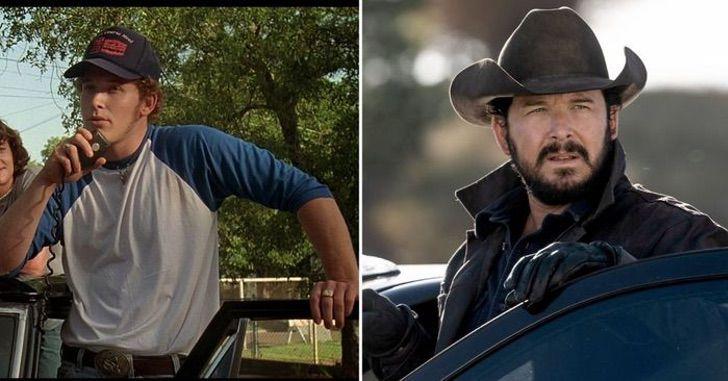 """9 1 - 15 actores que fueron todo unos """"camaleones"""" en Hollywood. Johnny Depp ocultó su belleza"""