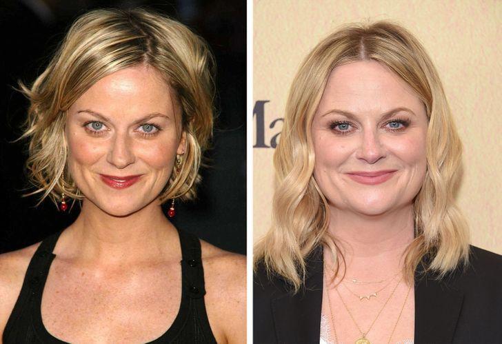 15 1 - 17 famosos que prueban que no hay nada de malo en envejecer. Charlize Theron luce aún más guapa