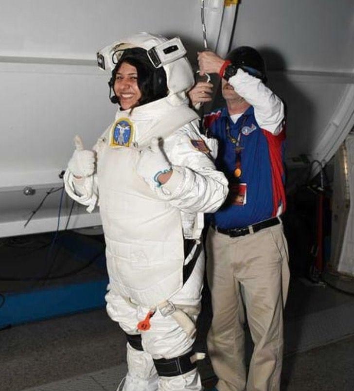 """Captura de Pantalla 2021 06 25 a las 13.17.21 - Joven se esfuerza para ser la primera astronauta de Brasil: """"Mi mayor inspiración es mi madre"""""""