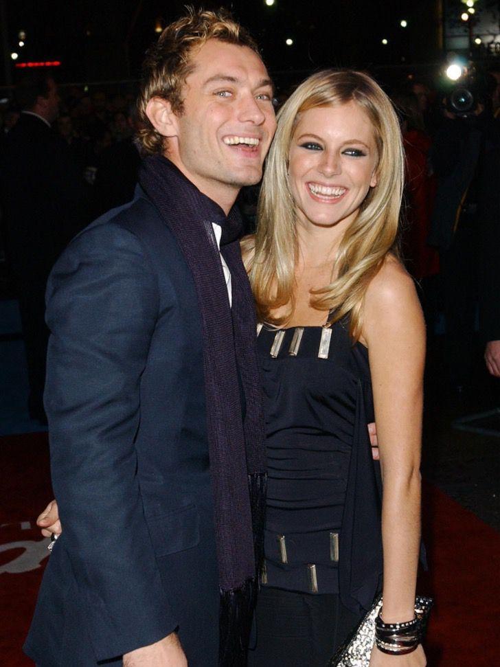 cas6 - 18 parejas de famosos que casi se casaron. Johnny Depp se veía muy feliz con Winona