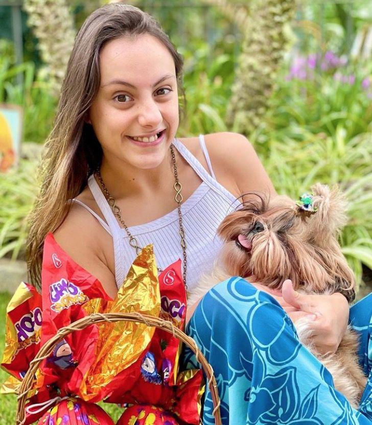 Captura de Pantalla 2021 07 19 a las 17.07.28 - La sacaron del colegio por tener parálisis cerebral y ahora estudia leyes. Ayudará a otros como ella
