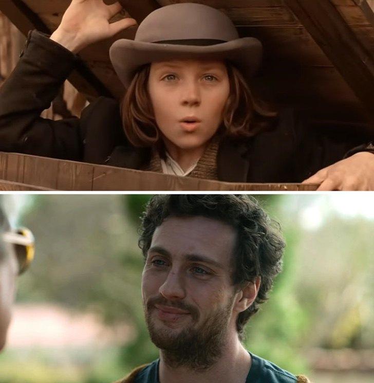 11 16 - 22 actores que llevan brillando en el cine desde muy pequeños y es probable que no lo hayas notado