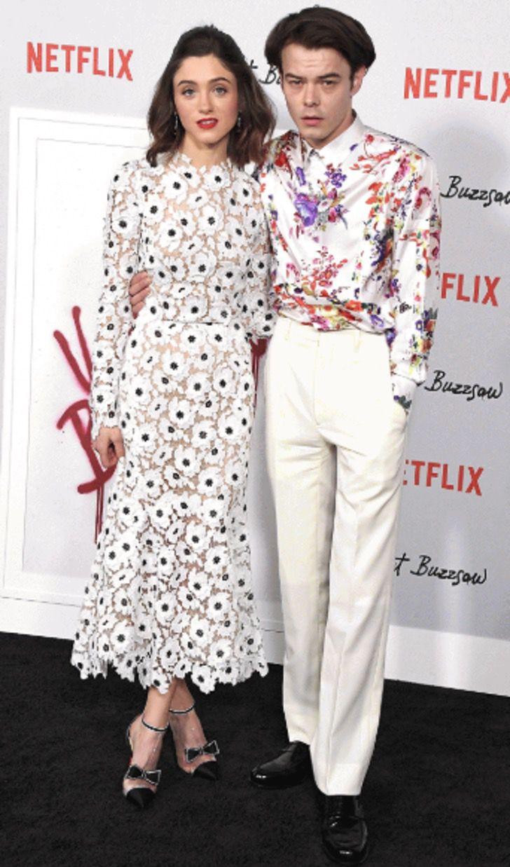 parejas famosos visten igual14 - 18 parejas de famosos que les encanta vestirse igual. Katie Holmes y su novio parecen gemelos