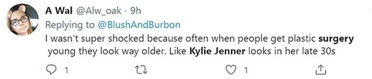 kylie jenner kuwtk8 - Video evidencia cuánto ha cambiado Kylie Jenner en 14 años. Los fans están en shock