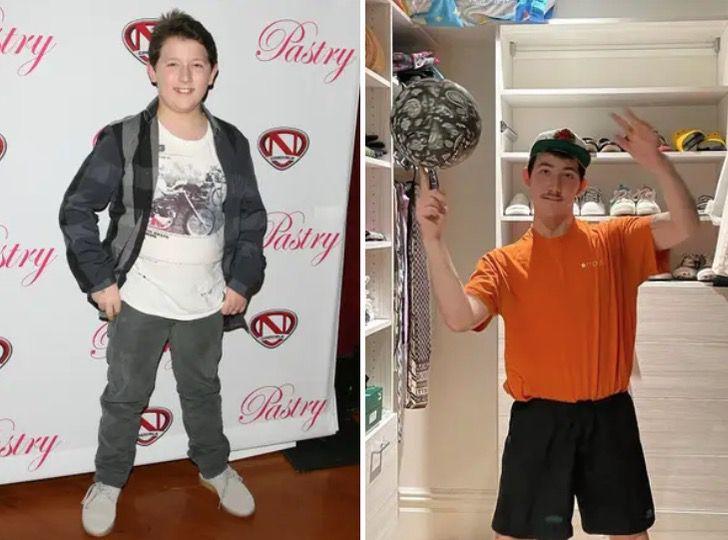 famosos diez años1 - 18 jóvenes famosos que ya crecieron y cambiaron completamente su apariencia en 10 años