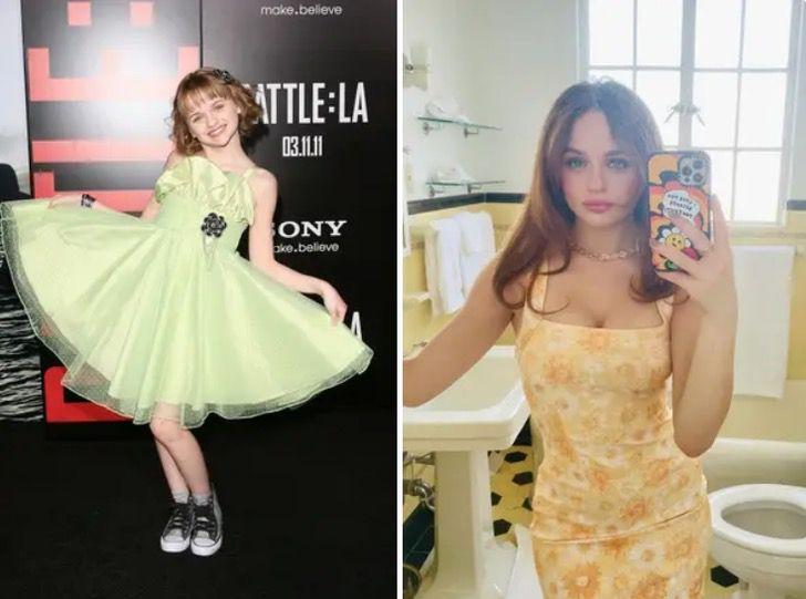 famosos diez años10 - 18 jóvenes famosos que ya crecieron y cambiaron completamente su apariencia en 10 años