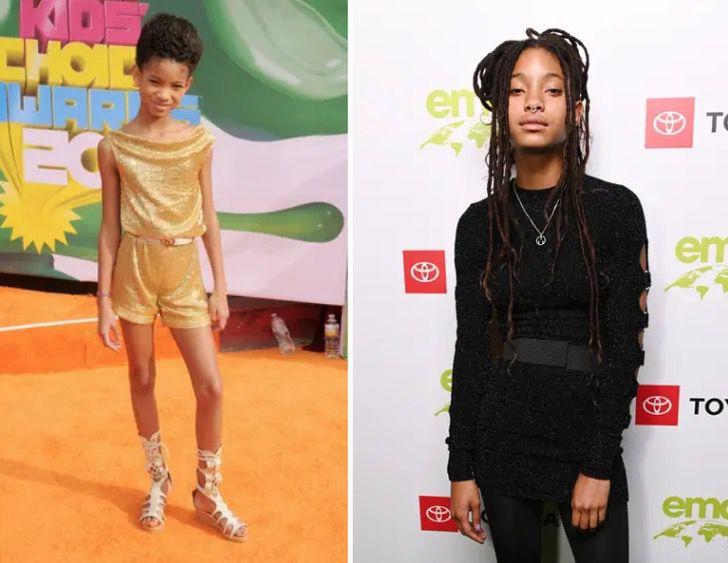 famosos diez años15 - 18 jóvenes famosos que ya crecieron y cambiaron completamente su apariencia en 10 años