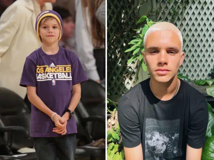 famosos diez años9 - 18 jóvenes famosos que ya crecieron y cambiaron completamente su apariencia en 10 años