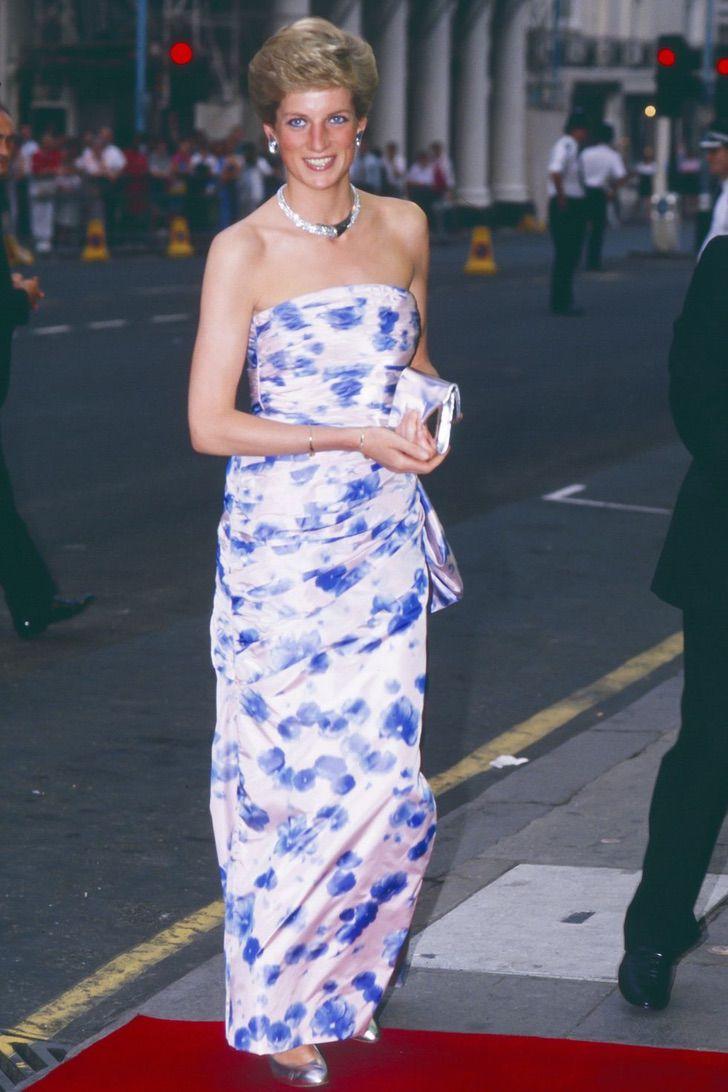 lady di princesa 14 - 20 elegantes atuendos con los que la princesa Diana se vio como una auténtica princesa