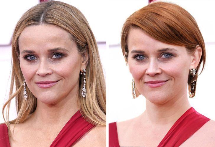 famosas iconicos looks8 - 11 mujeres famosas y cómo cambiaría su apariencia si dejaran de usar sus icónicos looks