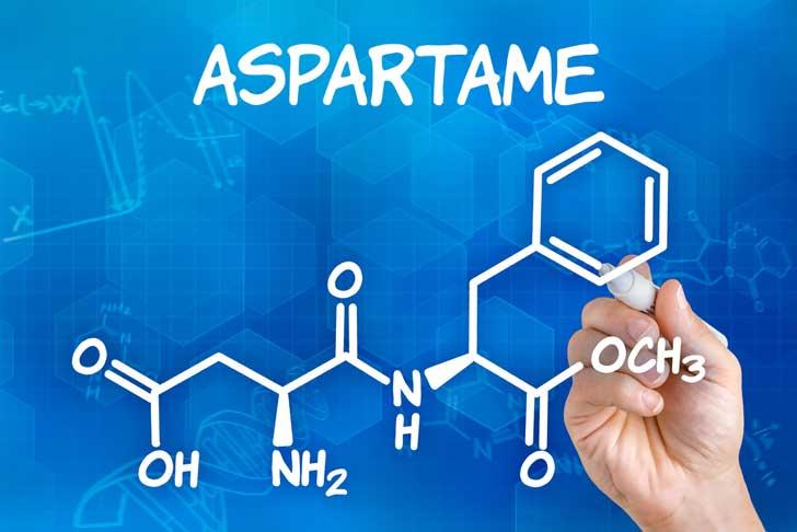 Resultado de imagen de aspartame