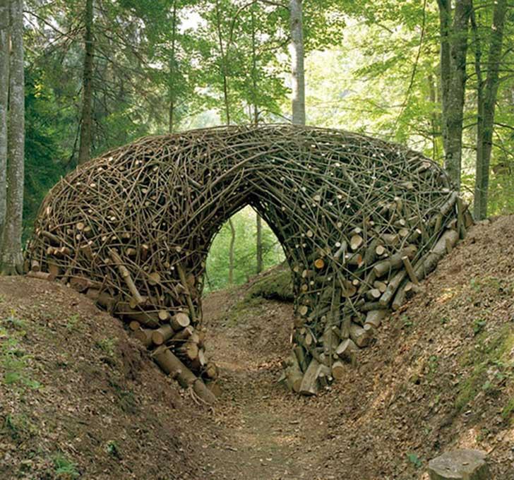 Resultado de imagen de arte ambiental