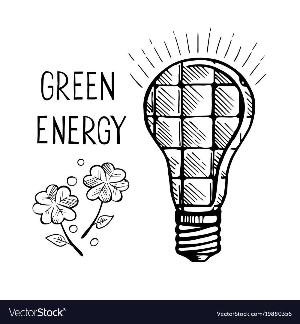 Alternative sources of electricity royalty free vector image alternative sources of electricity vector 19880356 alternative sources