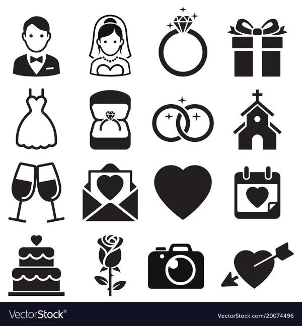 free wedding icons # 6