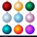 Christmas Balls Christmas Decorations
