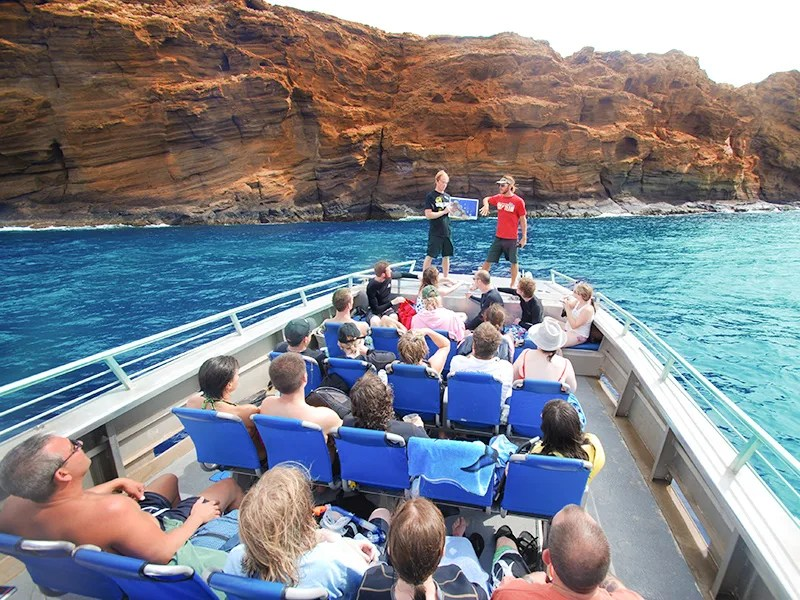 Maui Snorkel Cruise Molokini Wild Side Adventure (from Maalaea Harbor), Maui tours & activities, fun things to do in Maui | HawaiiActivities.com