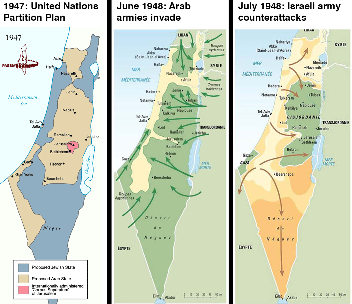 9 Questions About The Israel Palestine Conflict You Were