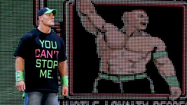 Wrestlemania John Cena Mustang