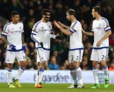 Video: Norwich City vs Chelsea