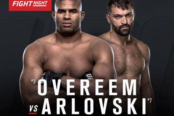 Prepare your UFC Fight Night 87 (Overeem Vs Arlovski) bets.