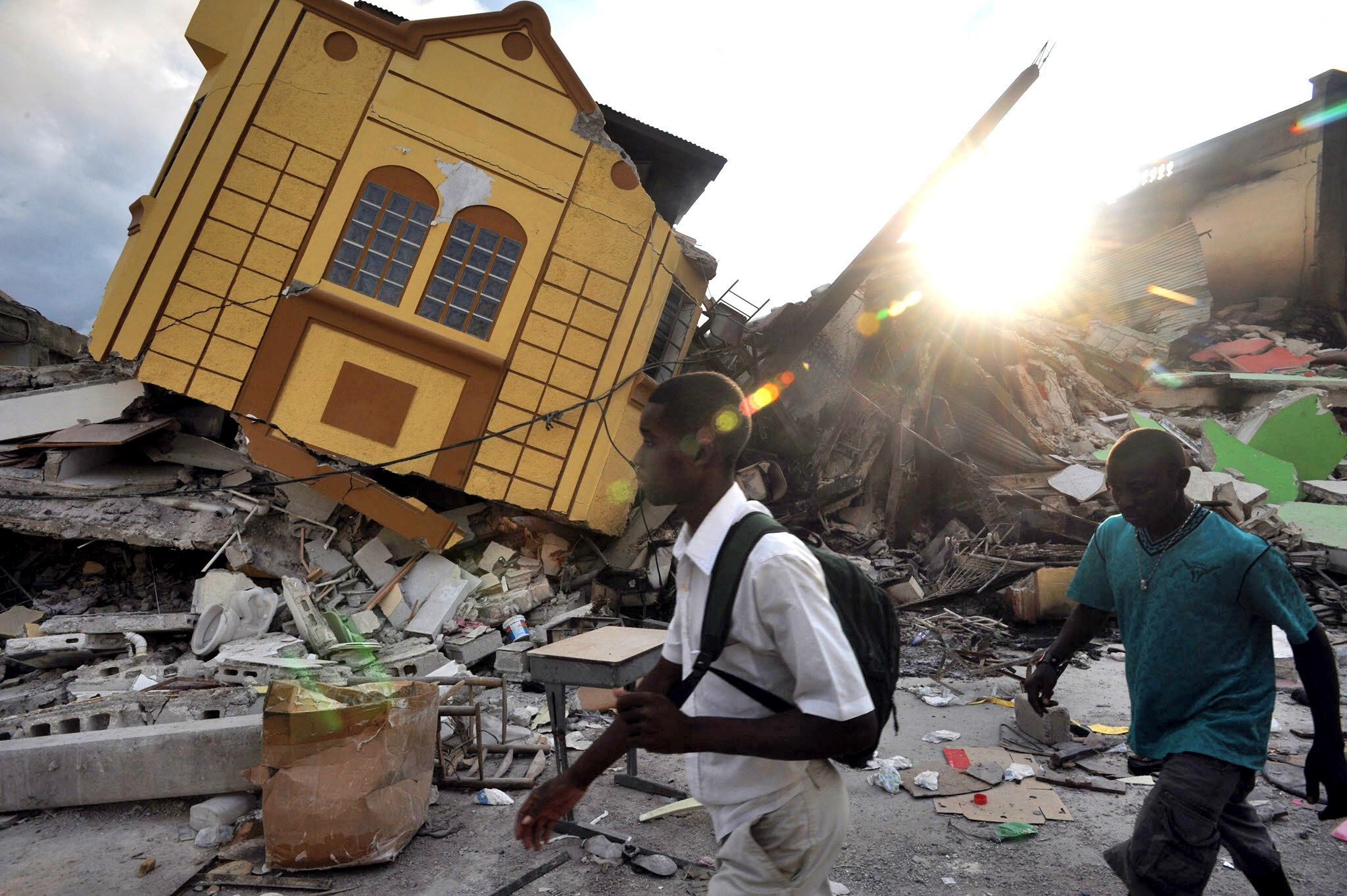 We Know How To Reduce Earthquakes So Why Aren T We Doing It