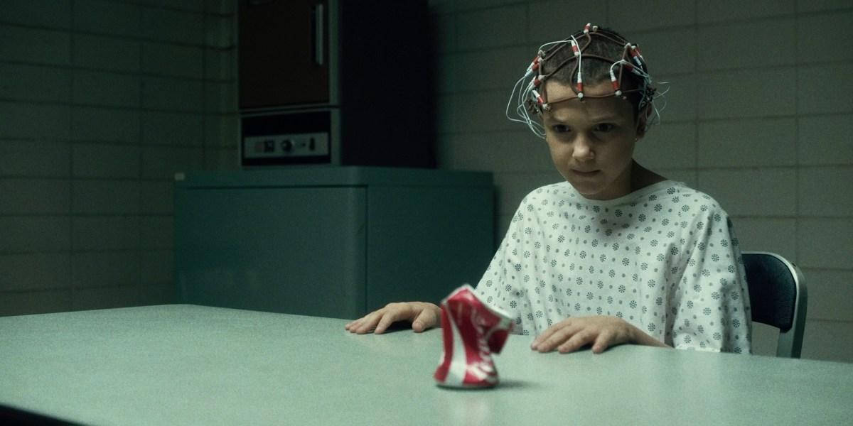 Stranger Things, Kaynak: Netflix