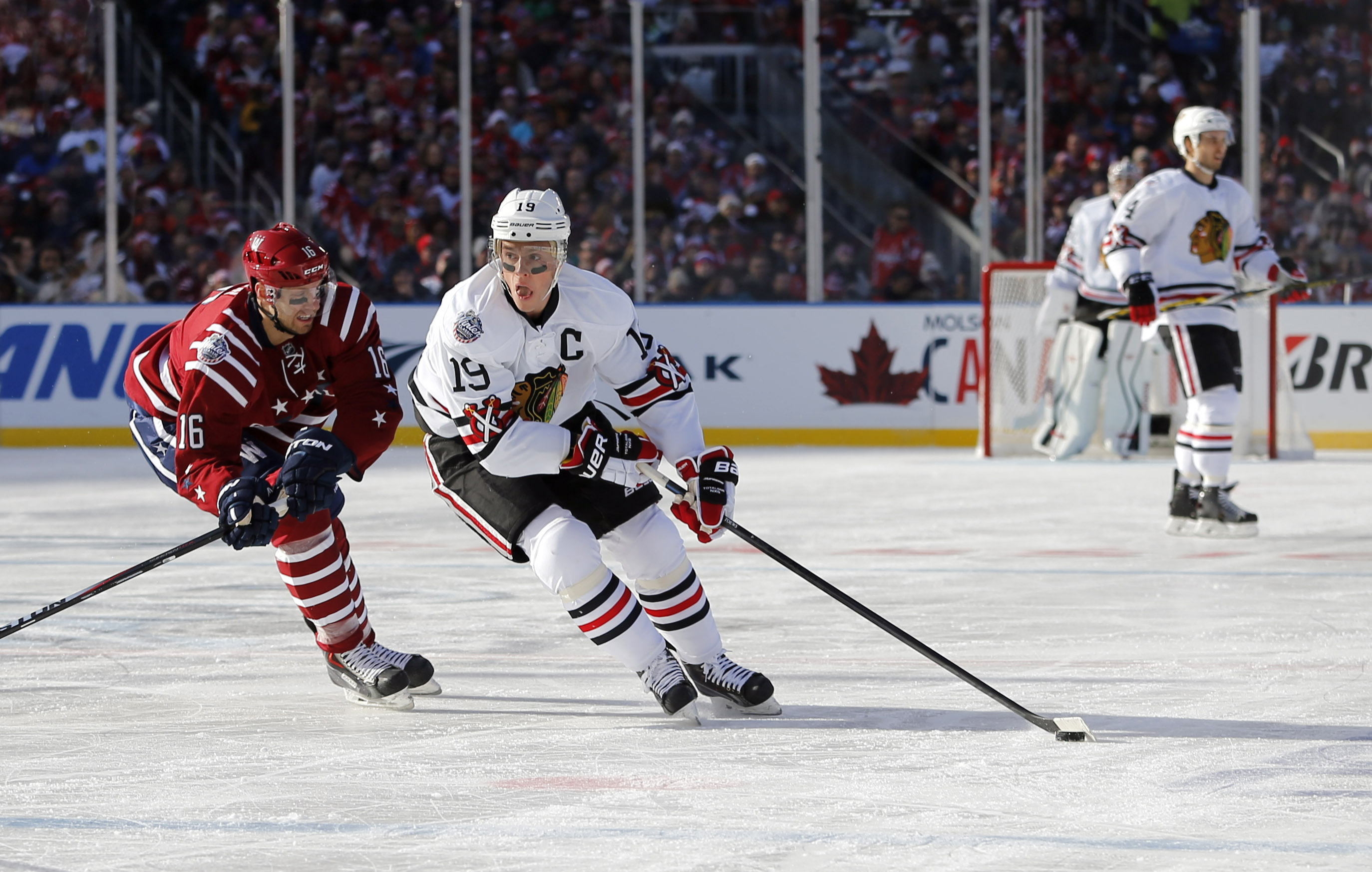 The Story Of The 2015 Winter Classic In 27 Incredible