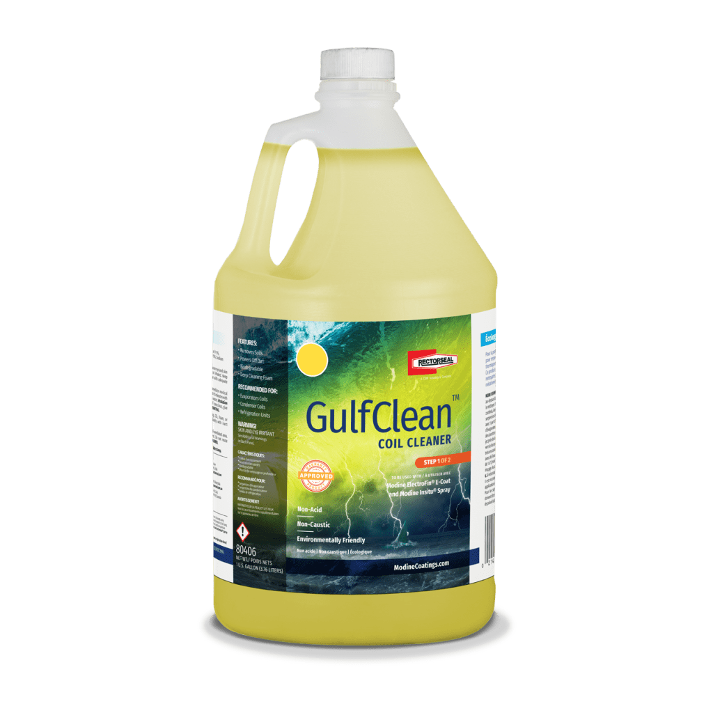 GULF CLEAN COIL CLEANER