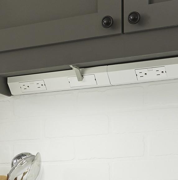 adorne under cabinet lighting system