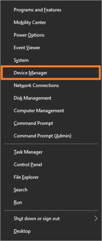 Wacom - Windows 10 AE - Windows Key + X - Диспетчер устройств - Windows Wally