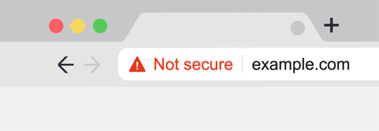 Chrome Not Secure SSL